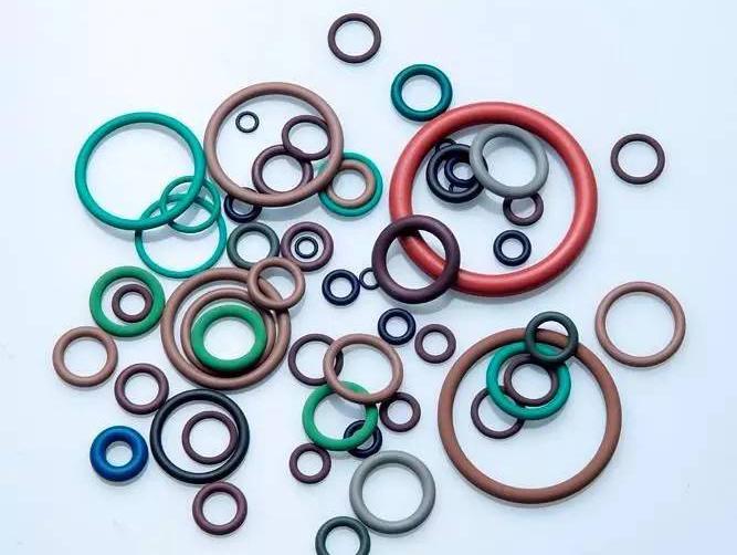 硅胶压膜成型产品-硅胶圈