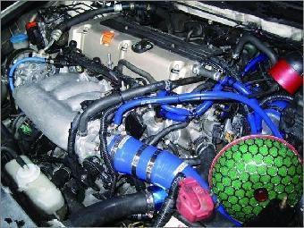 硅胶产品在汽车行业的应用