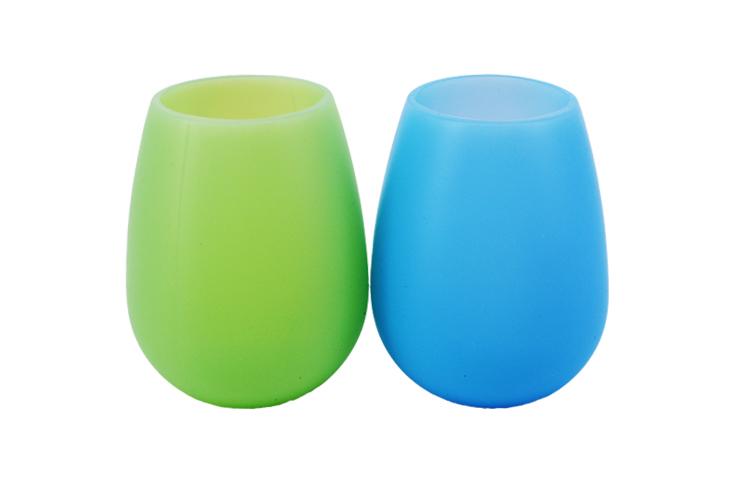 专业硅胶礼品批发厂家产品--硅胶红酒杯