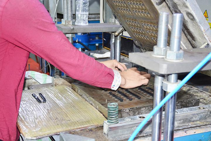 硅胶产品模具成本