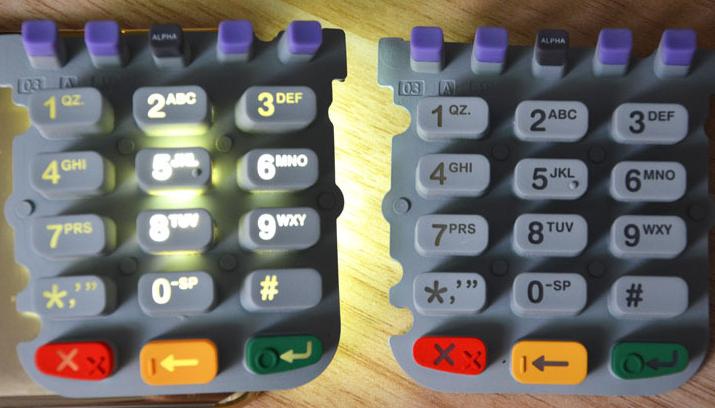 硅胶按键卡键的原因,为什么硅胶按键会卡键,硅胶按键卡键如何处理