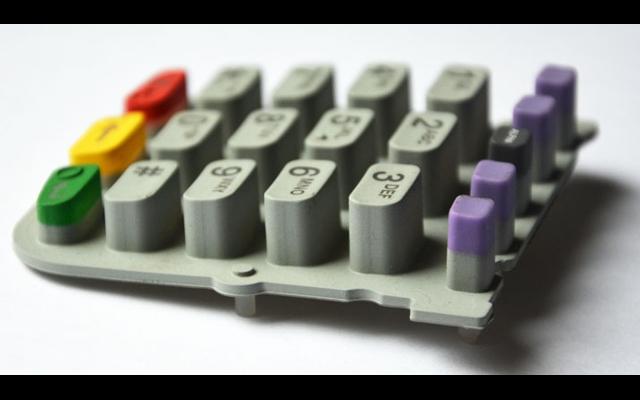 硅胶按键标准