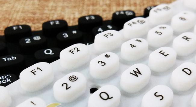 硅胶按键字符生产工艺,硅胶按键表面的字是怎么印上去的,硅胶按键上的图案是怎么做的