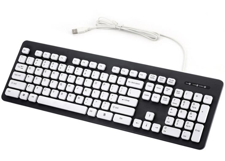 硅胶键盘好用吗