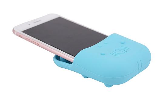 硅胶电子产品--硅胶手机扩音器