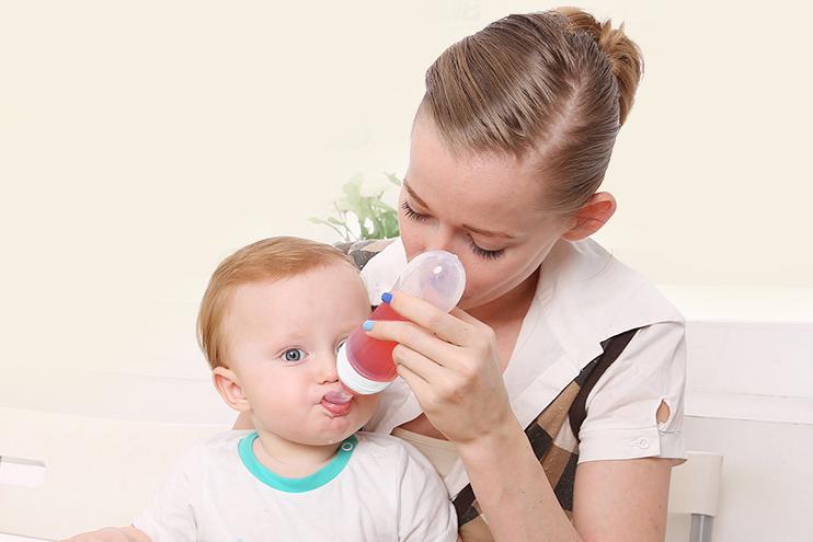 婴儿喂养勺定制