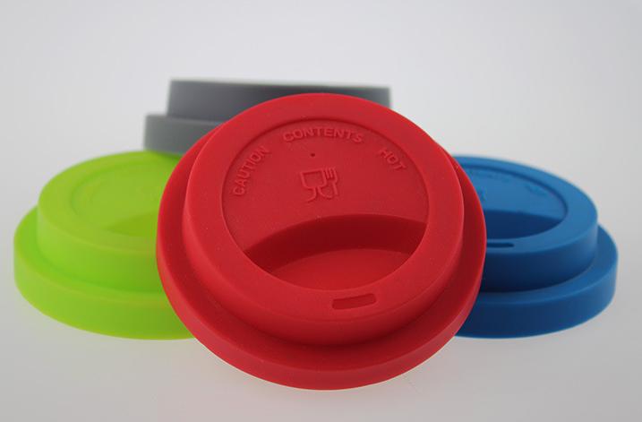 硅胶咖啡杯盖定制