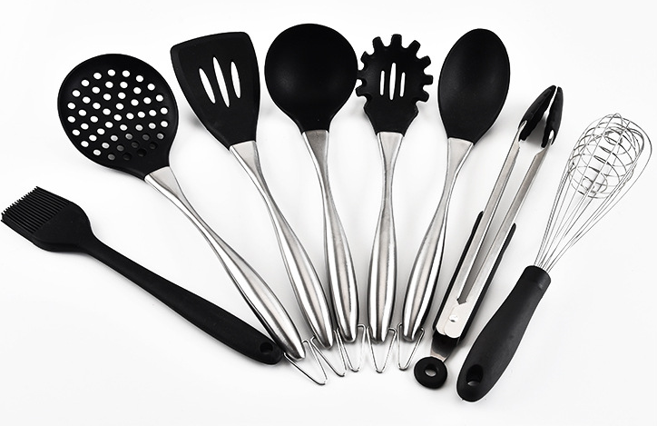 不锈钢硅胶厨具定制厂家