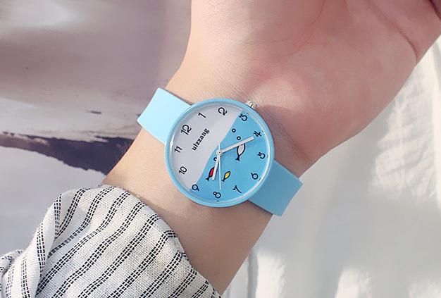 东莞硅胶儿童手表定制工厂