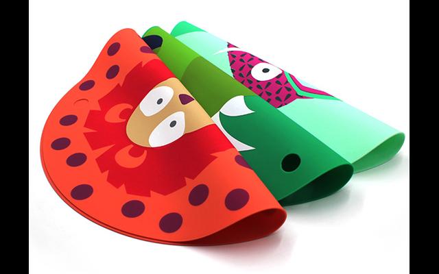 新彩卡通餐垫定制-定做新彩卡通餐垫厂家-东莞新彩卡通餐垫定制工厂