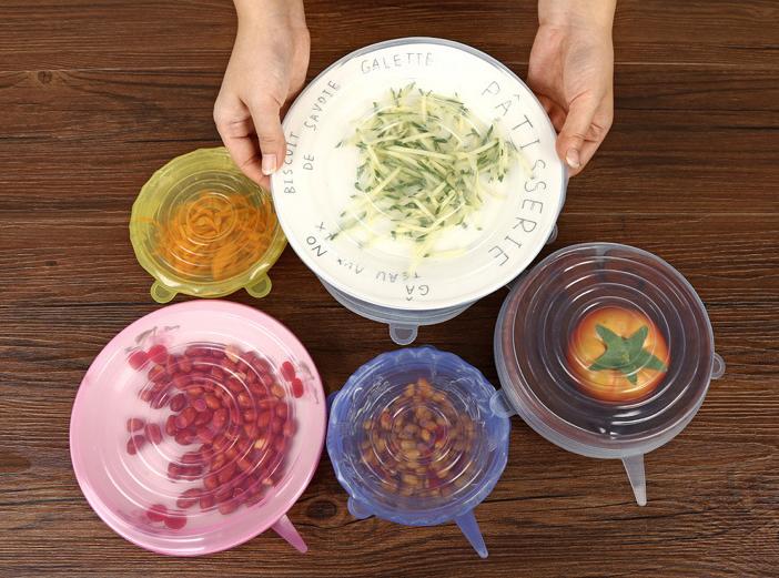 硅胶保鲜碗盖套装定制,定做硅胶保鲜碗盖套装工厂,东莞硅胶保鲜碗盖套装定制厂家