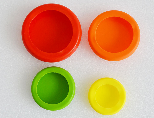 硅胶水果保鲜盖定制-定做硅胶水果保鲜盖工厂-东莞硅胶水果保鲜盖定制厂家
