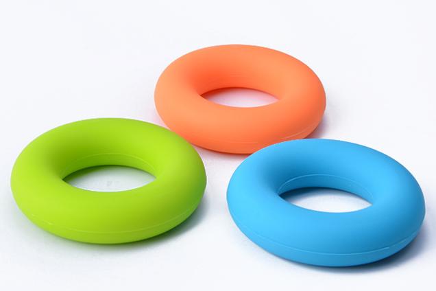 硅胶握力器定制-定做硅胶握力器工厂-东莞硅胶握力器定制厂家