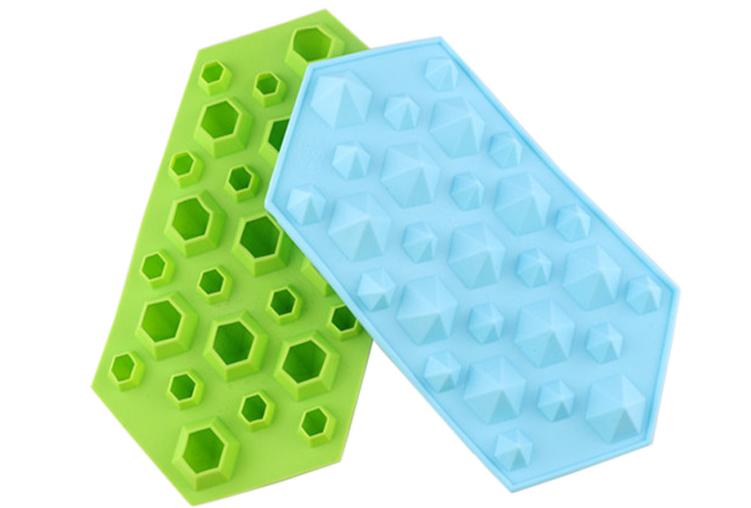 硅胶钻石冰块模具定制厂家电话