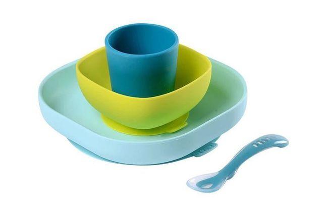 儿童硅胶吸盘碗好用吗-宝宝硅胶防摔吸盘碗安全吗