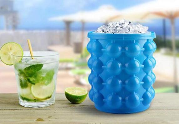 硅胶冰桶的卖点-硅胶冰桶的来源-硅胶冰桶是怎么生产的