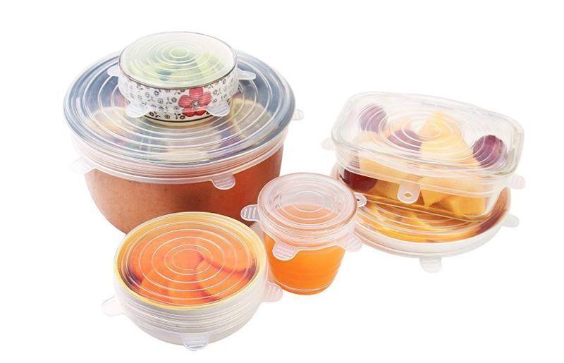 关于硅胶保鲜盖的挑选方法你了解吗,硅胶保鲜盖的特点总结