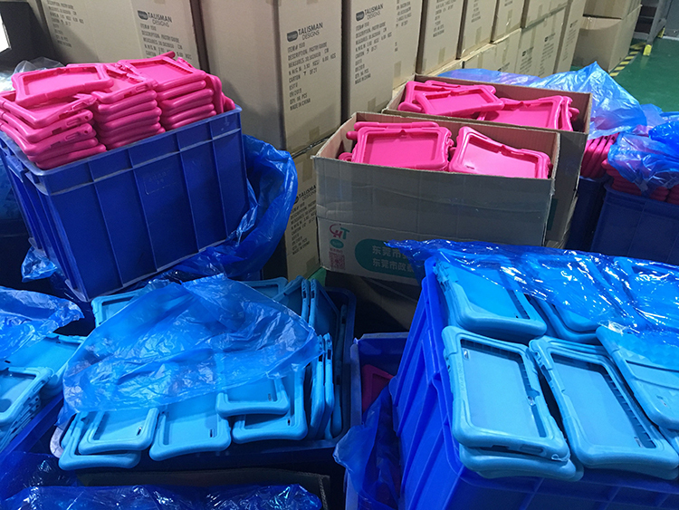 东莞硅胶iPad保护套生产厂家
