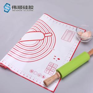 硅胶揉面垫