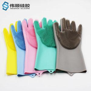硅胶手套1