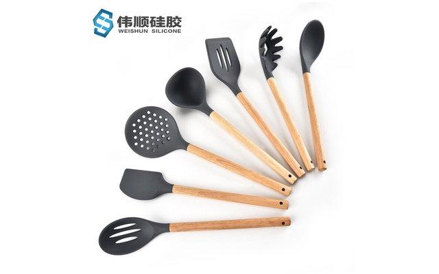 硅胶厨具保养流程,硅胶厨具保养方法技巧[三分钟前更新]
