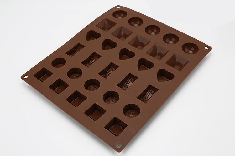 硅胶模具,硅胶巧克力模具,硅胶布丁模具