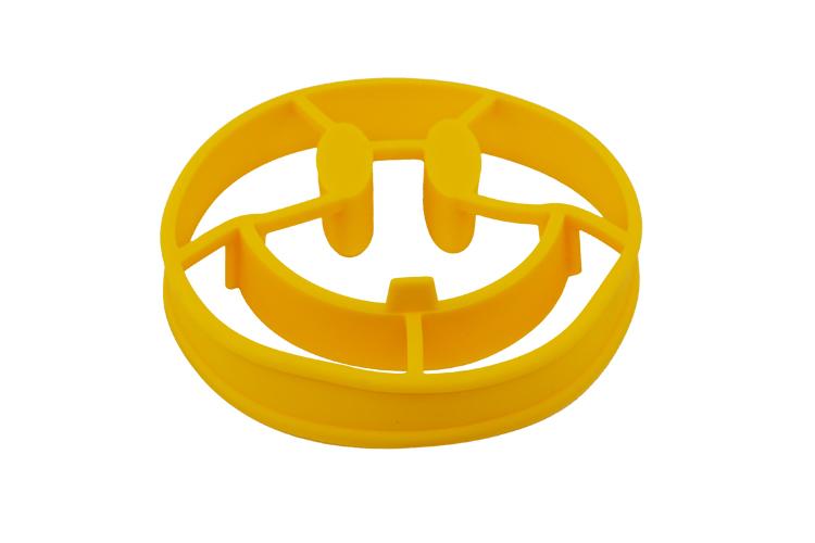 笑脸煎蛋器,硅胶煎蛋器,煎蛋模具,diy硅胶煎蛋器