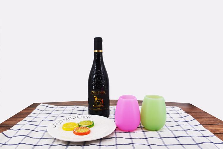 硅胶红酒杯.食品级红酒杯.防摔硅胶红酒杯