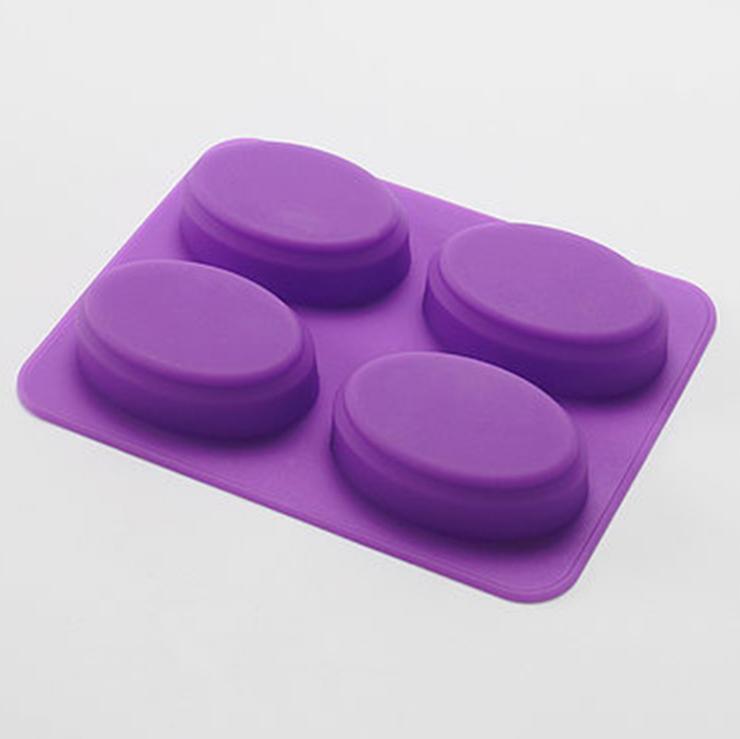 椭圆肥皂模,4格巧克力模,蛋糕模