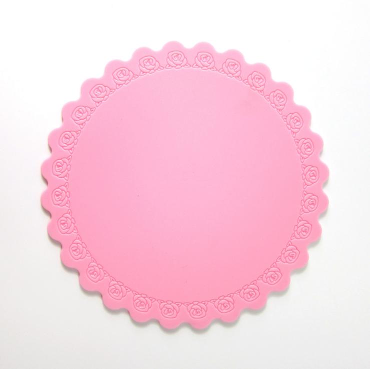 硅胶垫,硅胶餐垫,硅胶杯碗垫