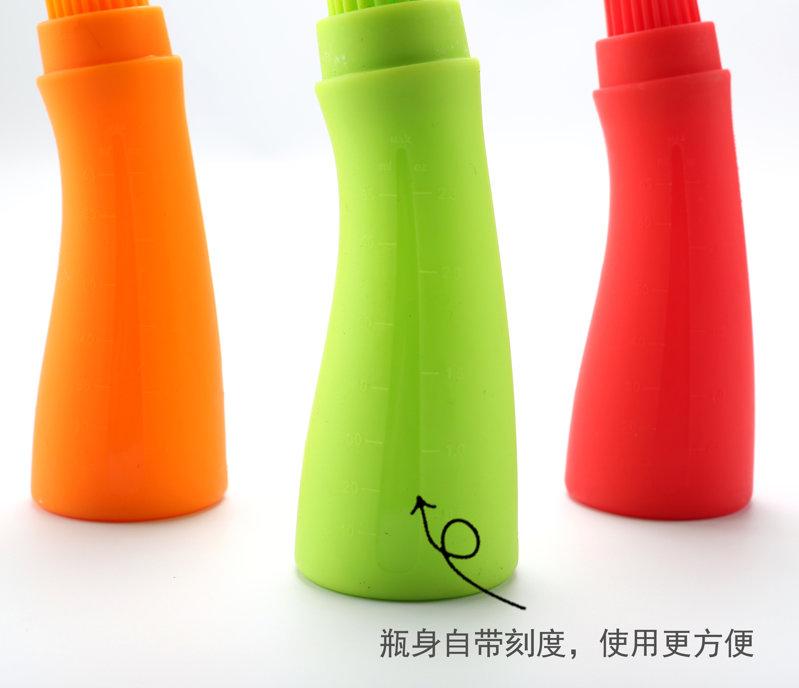 硅胶油瓶刷