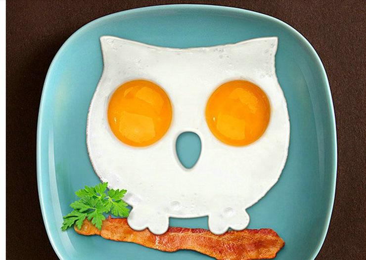 猫头鹰煎蛋器