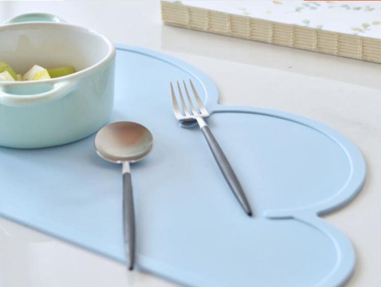 儿童硅胶餐垫