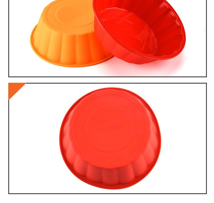 硅胶蛋糕模具