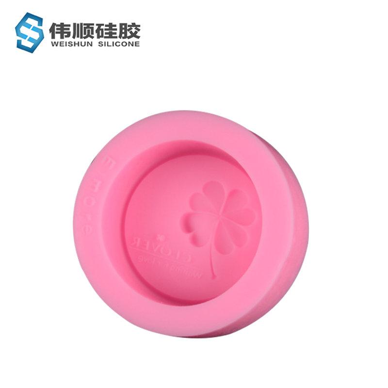 四叶草肥皂模_硅胶翻糖模_蛋糕模