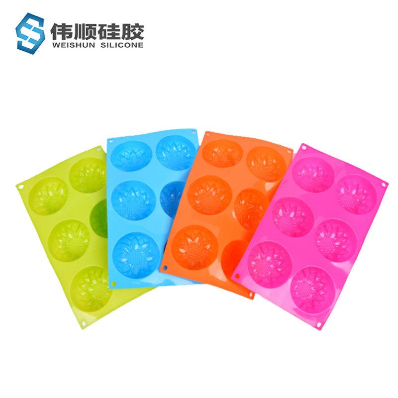 6连肥皂模