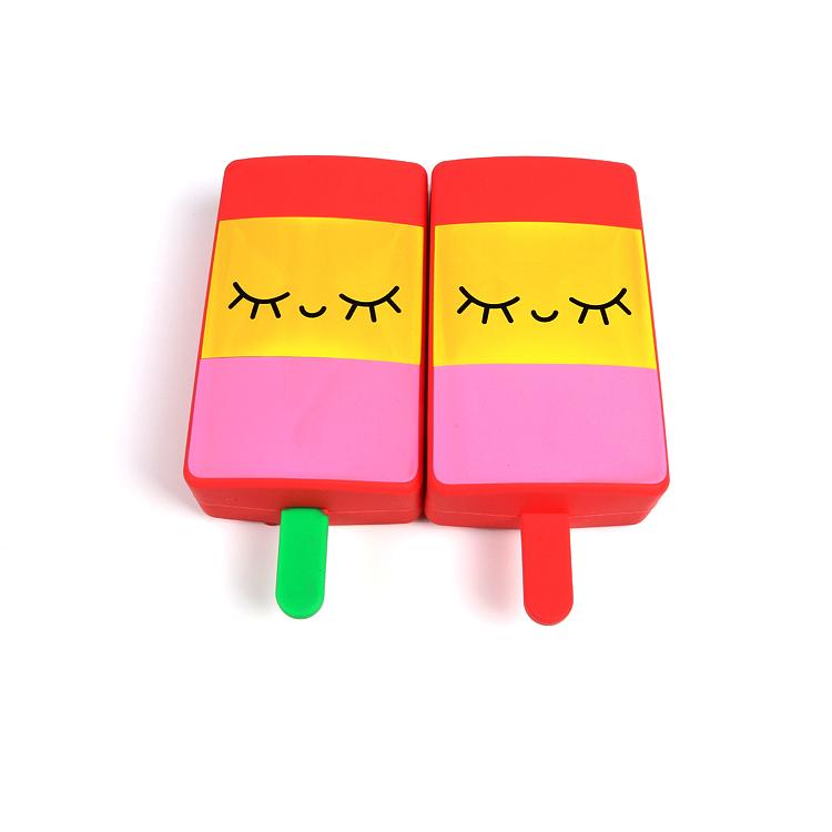 硅胶冰淇淋零钱包,硅胶雪糕零钱包,硅胶雪糕卡片包
