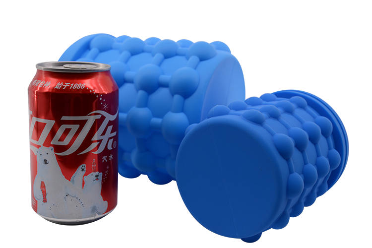 硅胶冰桶,硅胶制冰器,硅胶冰杯
