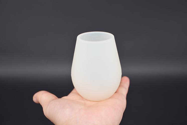 硅胶红酒杯,硅胶平底红酒杯,小号酒杯,硅胶杯子