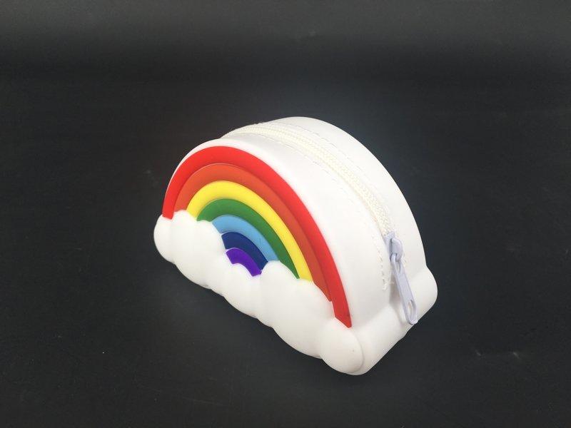硅胶彩虹零钱包,硅胶钥匙浙江11选5软件包,硅胶耳机包