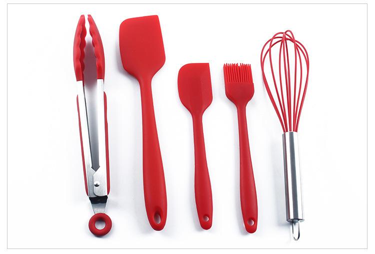硅胶厨具10件套装,硅胶厨具十件套装
