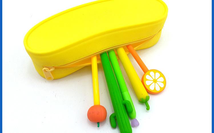船型铅笔袋_船型铅笔盒_硅胶铅笔袋