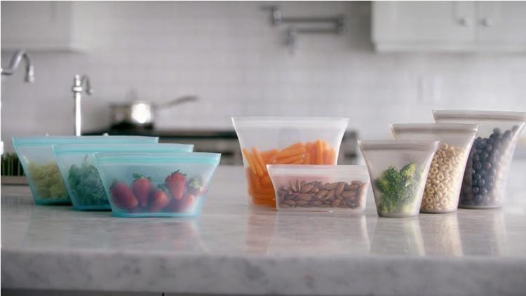 现货ZIPTOP食品新彩袋 爆款食品级密封袋