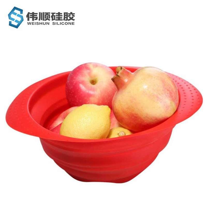 硅胶水果篮