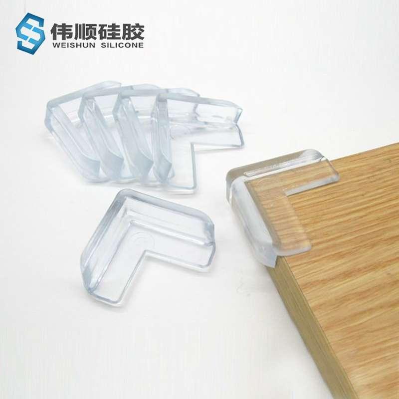 透明硅胶防撞角