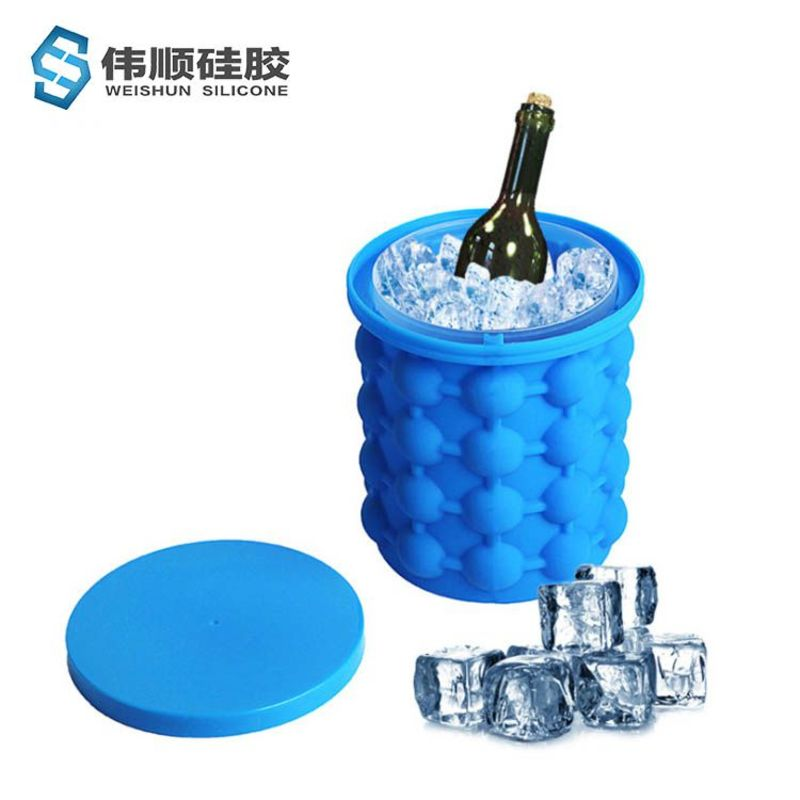 硅胶冰桶制冰器