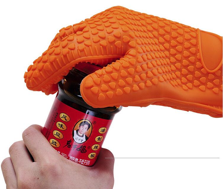硅胶加厚手套多用途