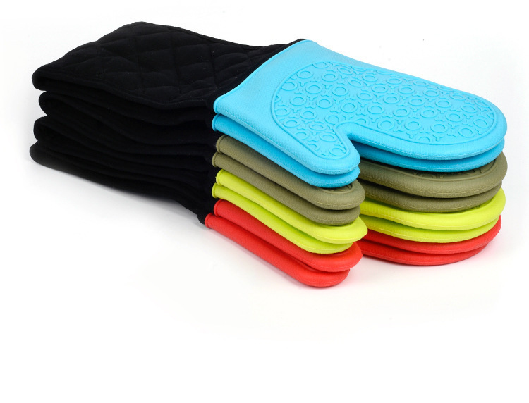 硅胶加长手套颜色可选