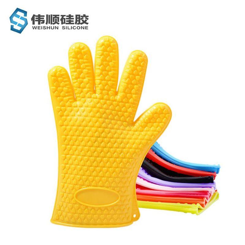 硅胶防浙江11选五预测任三滑手套