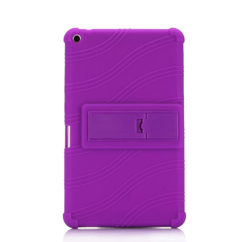 荣耀平板2硅胶套紫色